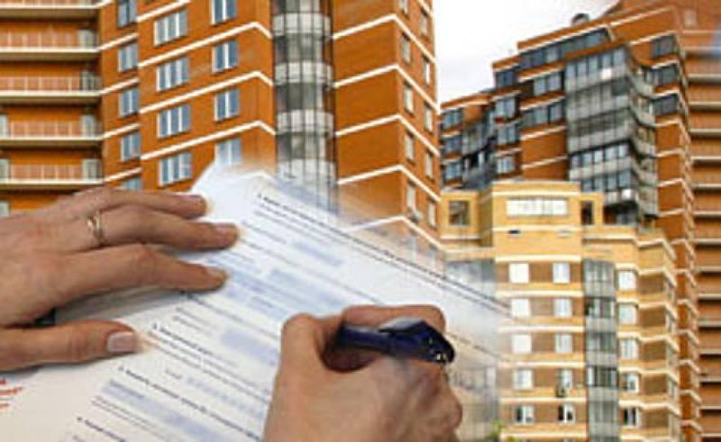 долевое строительство оформление квартиры